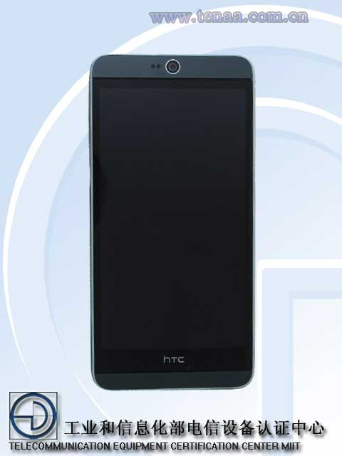HTC Desire 826T Image Leaked At Tenna