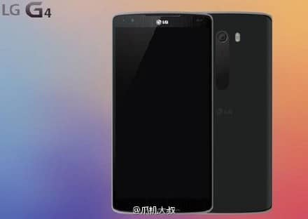 LG G4 Image and Specification Leaked