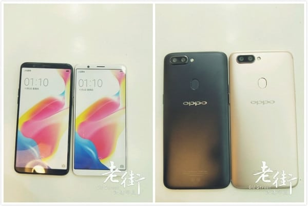 Oppo R11s Real life Images And Specifications Leaked Out !