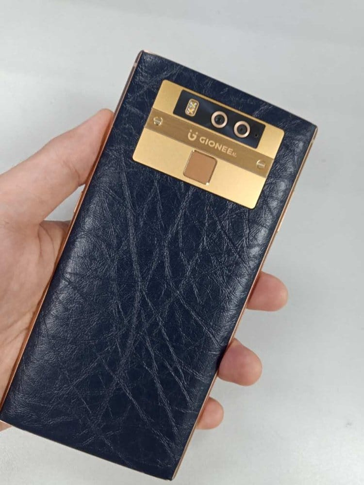 Gionee M7 Leaked – Looks Like A Premium Smartphone