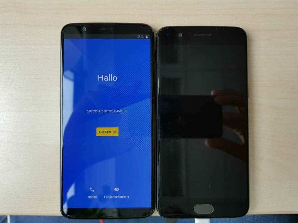 OnePlus 5T Real Life Images Leaked !