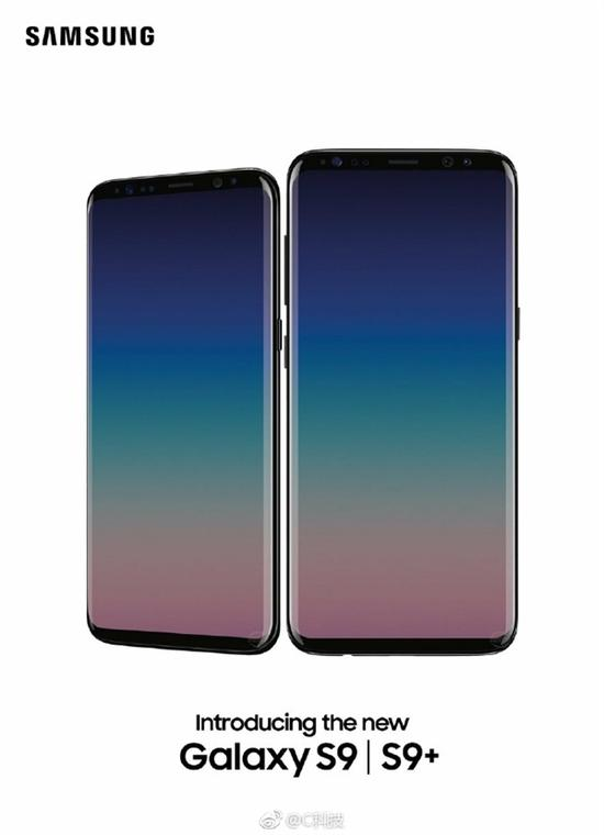 Samsung Galaxy S9 High-res Commercial Image Leaked Out