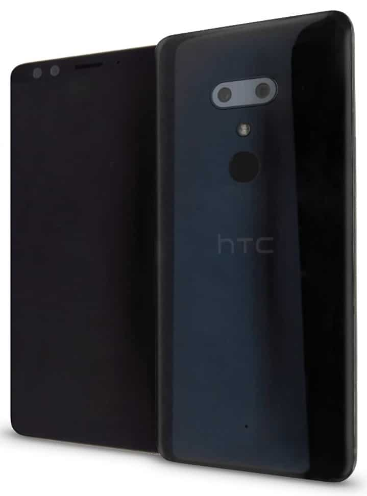 HTC U12+ Leaks With A Quad Camera Setup