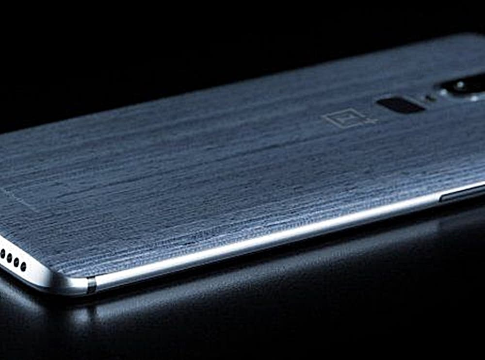 OnePlus 6 Real Life Image Leaked Again – This One Looks Amazing