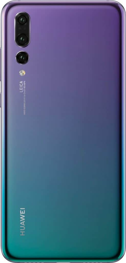 Huawei P20, P20 Pro And P20 Lite Leaked Images Reveal A Lot