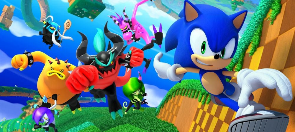 Sonic The Hedgehog  Famous SEGA Character Will Make His Movie Debut In 2019